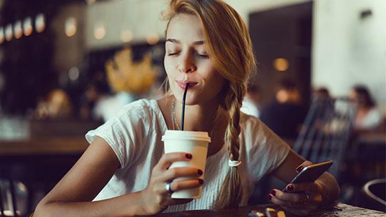Cafes y restaurante