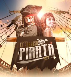 Card home pirata