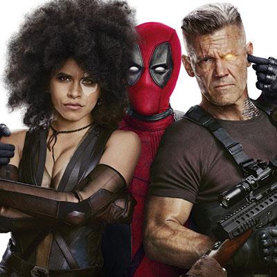 Deadpool poster multi